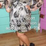 Jeremy Scott Trenchcoat addidas