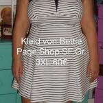 Kleid von Bettie Page shop