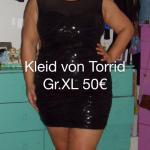 Kleid von Torrid
