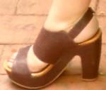 Chocolate on my Feet